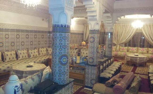 Coup de cœur : Magnifique maison de 269 m² a Marrakech